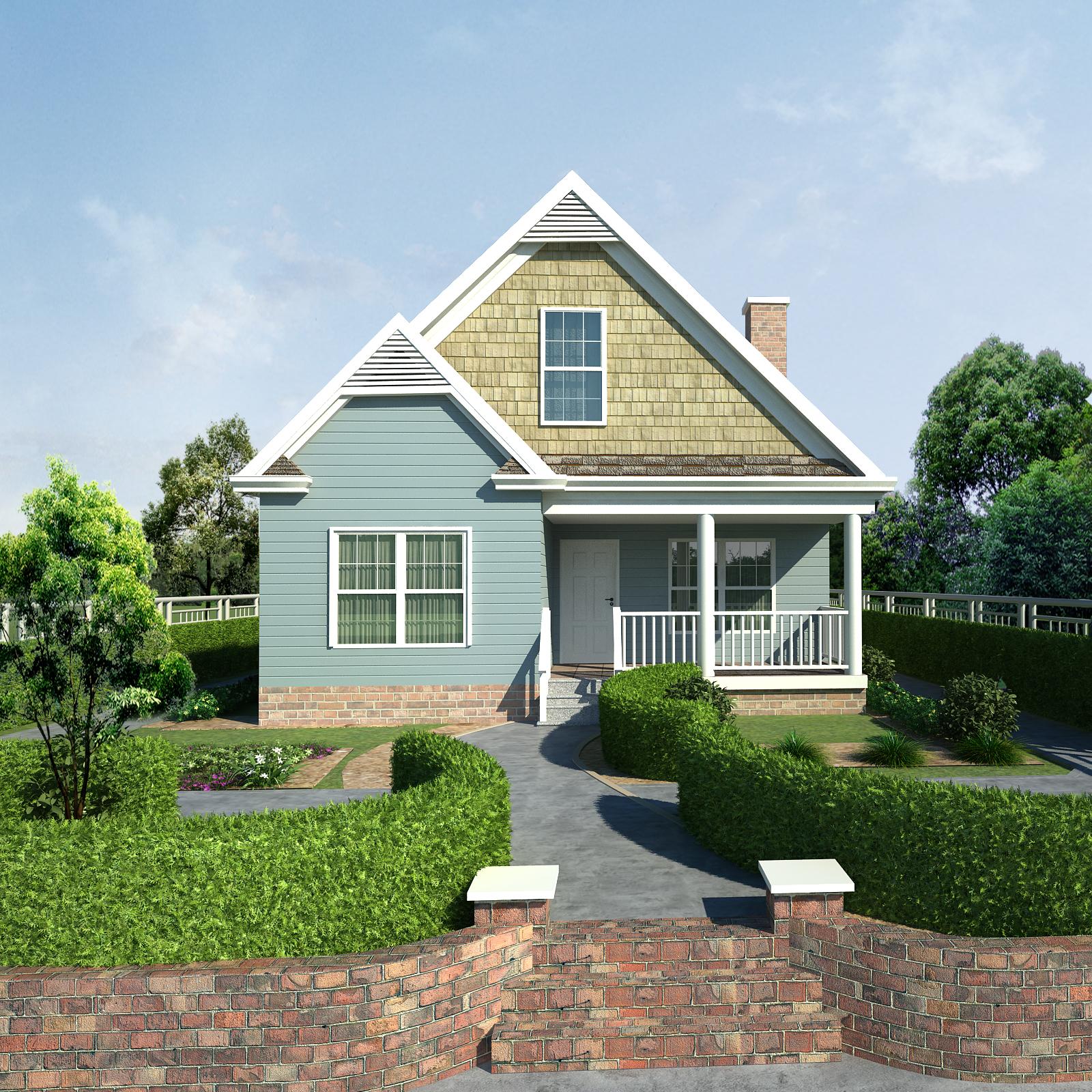 The cascade infinity house plans for Cascade house
