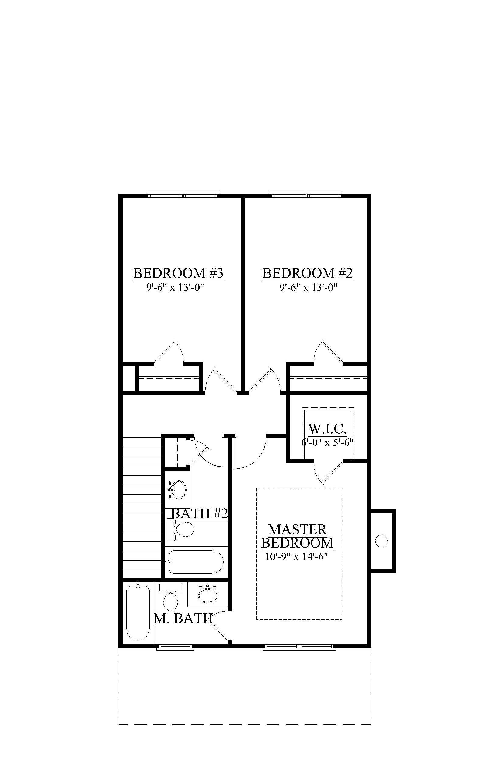 The Rosewood Infinity House Plans