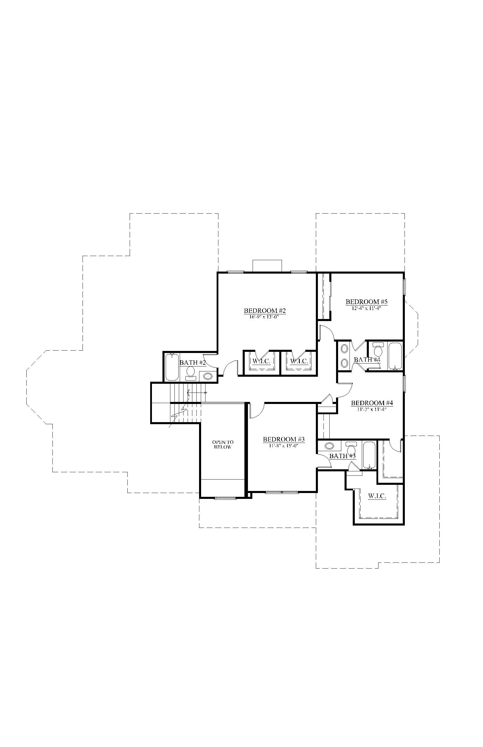 The walton infinity house plans for Walton house floor plan